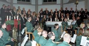 Chor und Musikverein