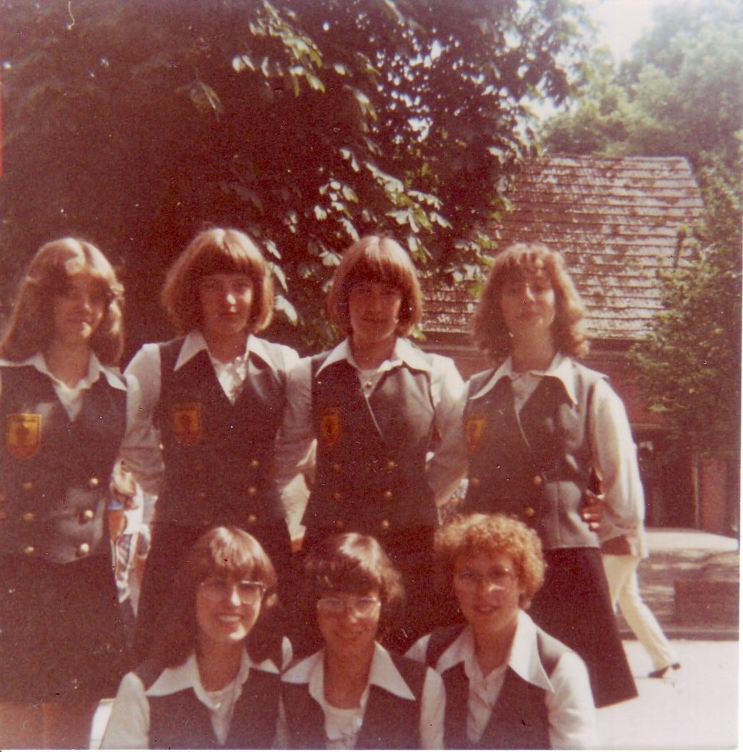1979 - Musikerfrauen