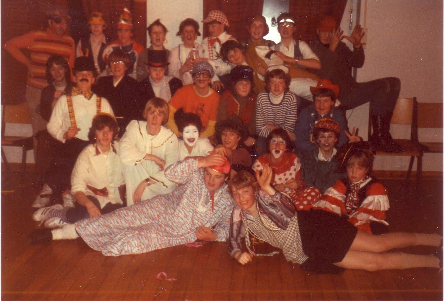 1984 - Karneval Jugenorchester