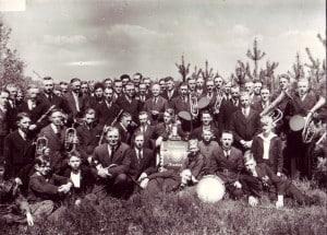 1936 - Maigang nach Metelen