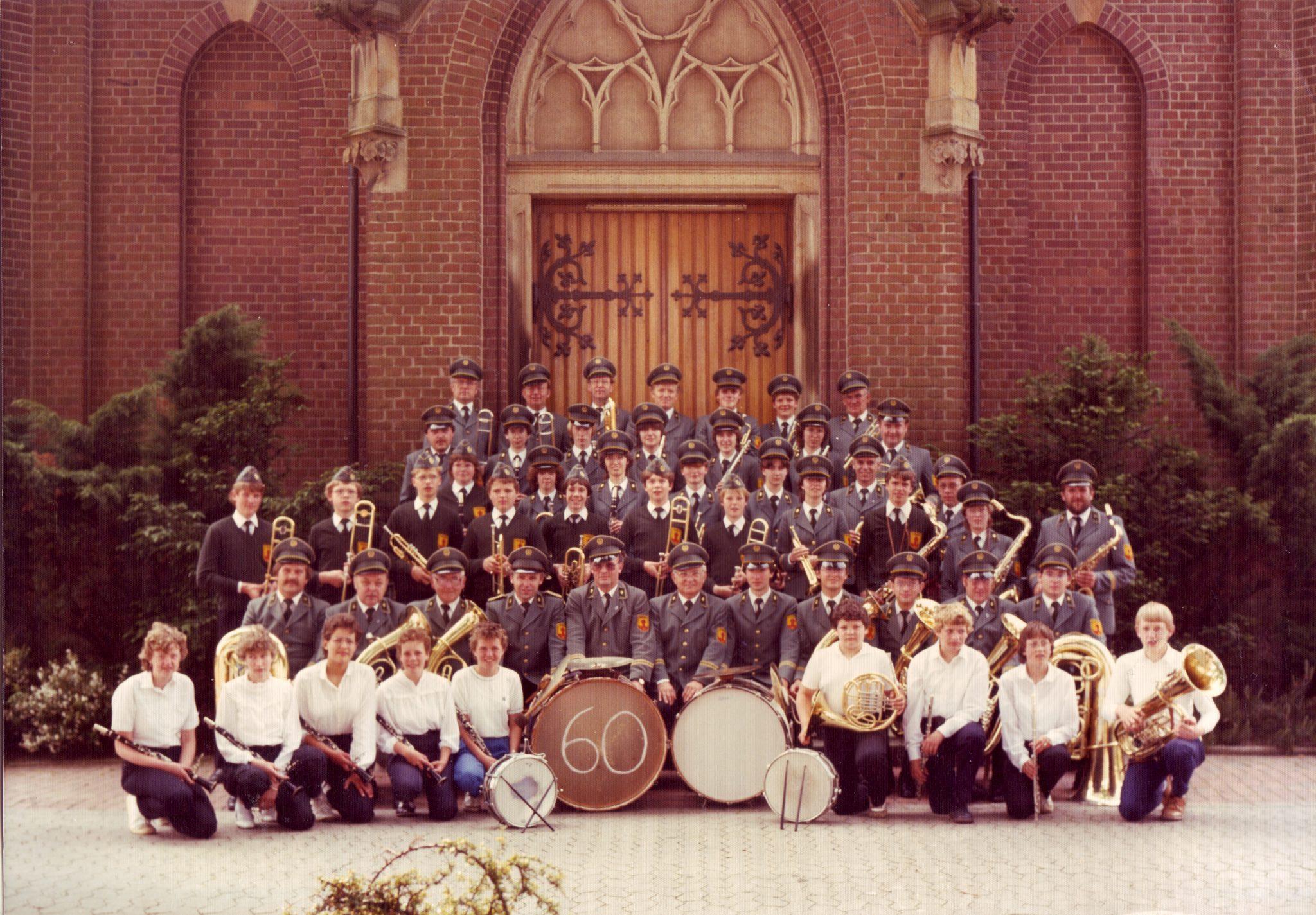 1984 - 60 Jahre MV