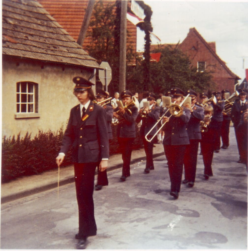 1973 - Jubiläumsumzug