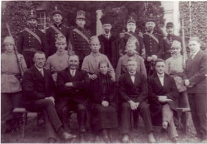 1931 - Theatergruppe