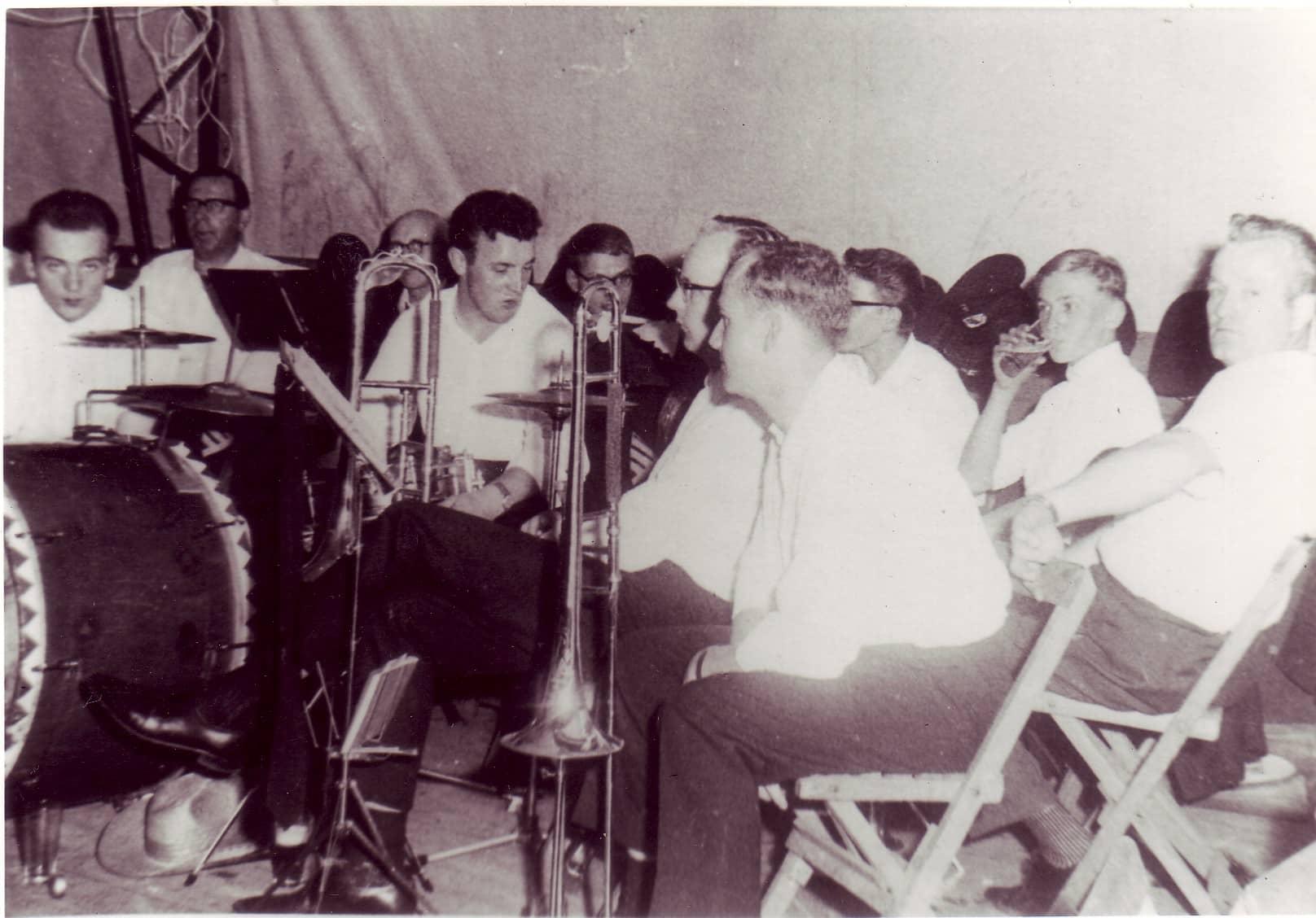 1964 - Tanzkapelle