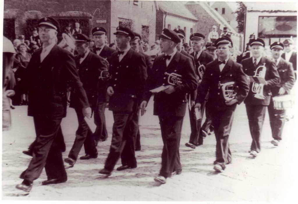 1952 - Umzug in Epe