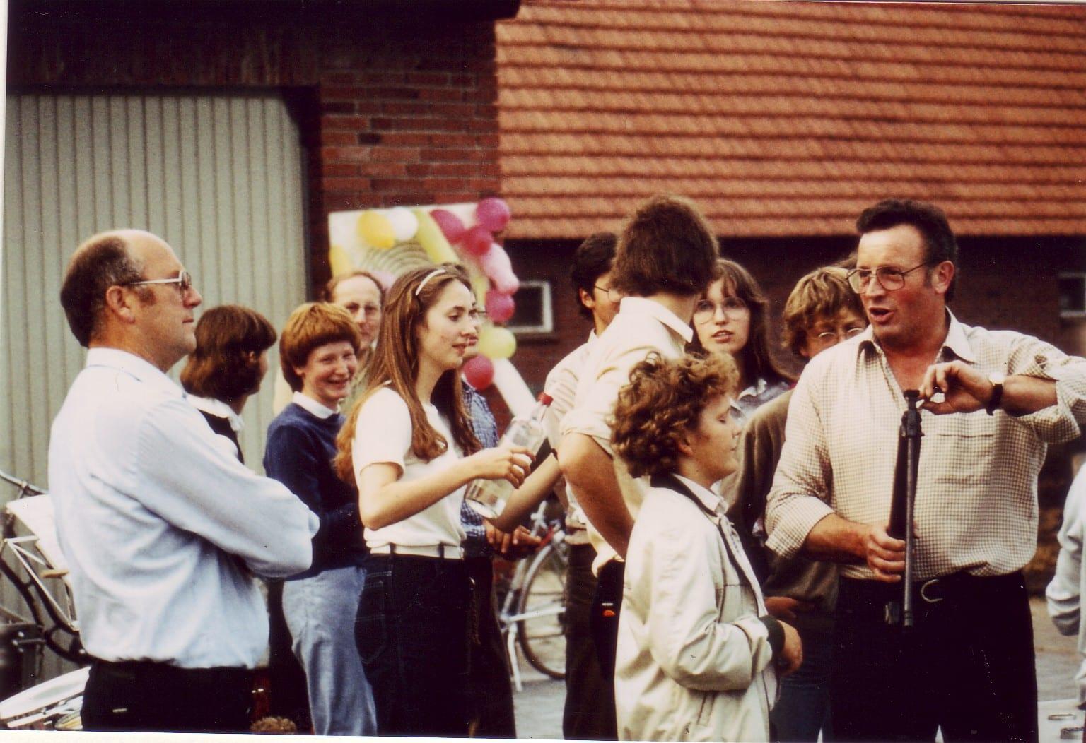 1982 - Schützenfest Hof Wenning