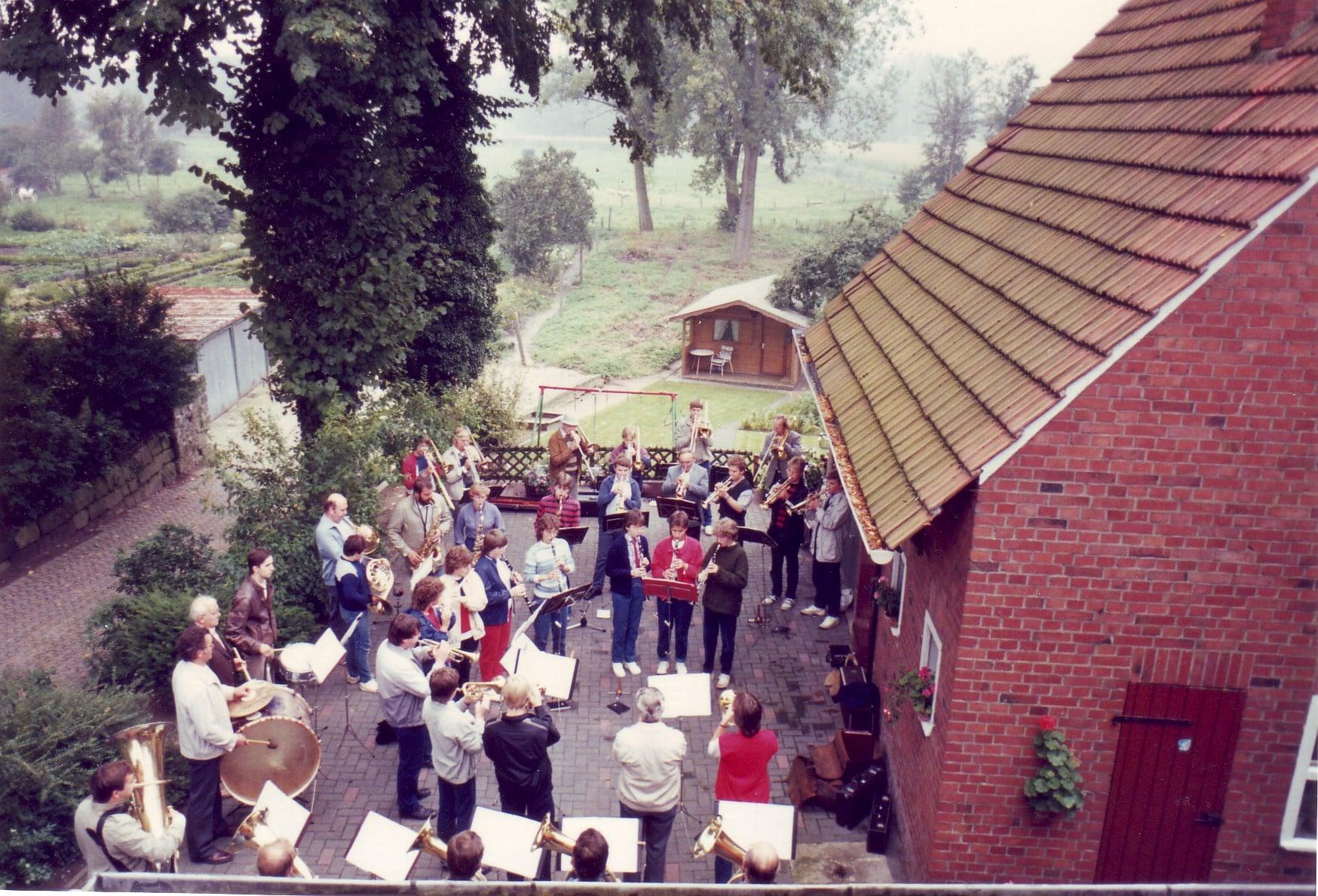 Verabschiedung Heinz Overkamp