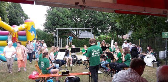 Kinderschützenfest Nachbarschaft Waldeslust
